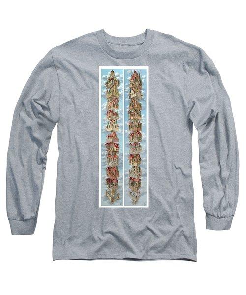 Diptych Air Castles Long Sleeve T-Shirt
