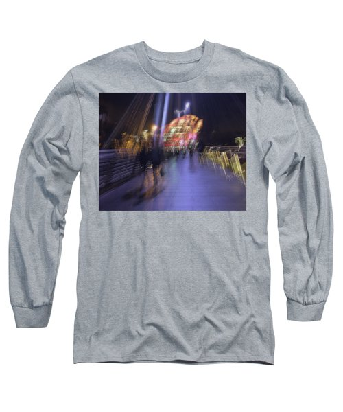 Long Sleeve T-Shirt featuring the photograph Disassembly by Alex Lapidus