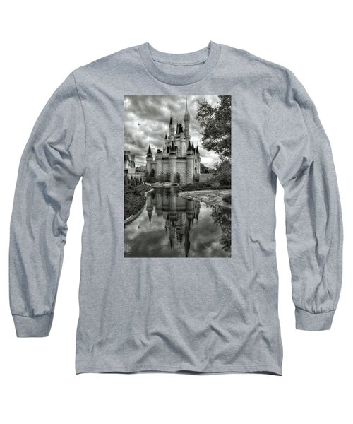 Disney Reflections Long Sleeve T-Shirt by Nikki McInnes