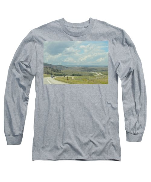 Distant Roads Long Sleeve T-Shirt