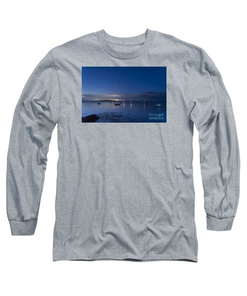 Distant Storm Long Sleeve T-Shirt by Patrick Fennell