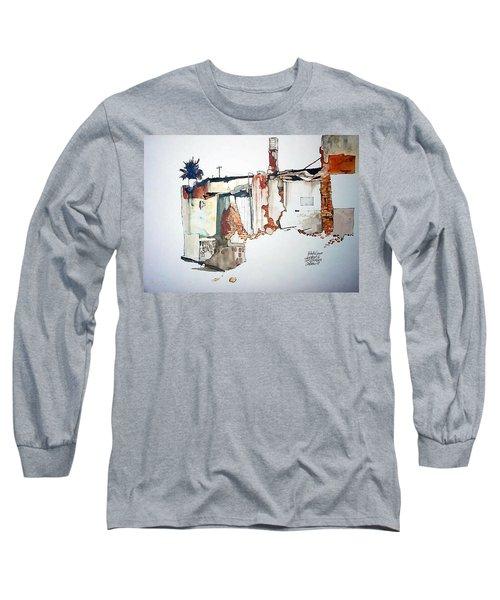 District 6 No 3 Long Sleeve T-Shirt