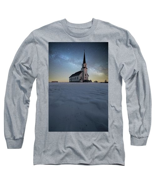 Long Sleeve T-Shirt featuring the photograph Divine by Aaron J Groen