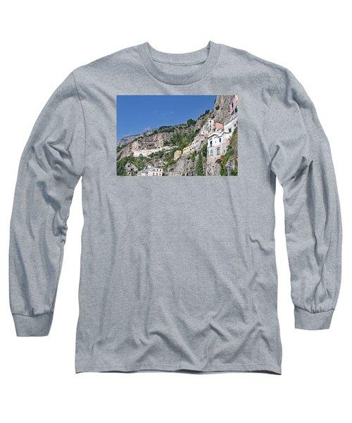 Do Not Sleepwalk Long Sleeve T-Shirt by Allan Levin