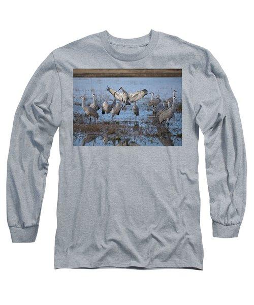 Do You Wanna Dance? Long Sleeve T-Shirt