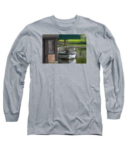 Docking Mayflies Long Sleeve T-Shirt