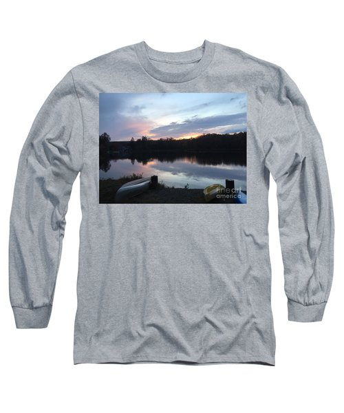 Dockside Pastels Long Sleeve T-Shirt by Jason Nicholas