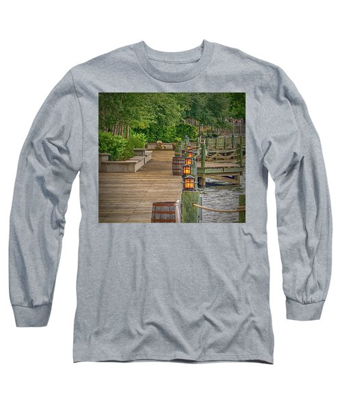 Down By The Boardwalk Long Sleeve T-Shirt