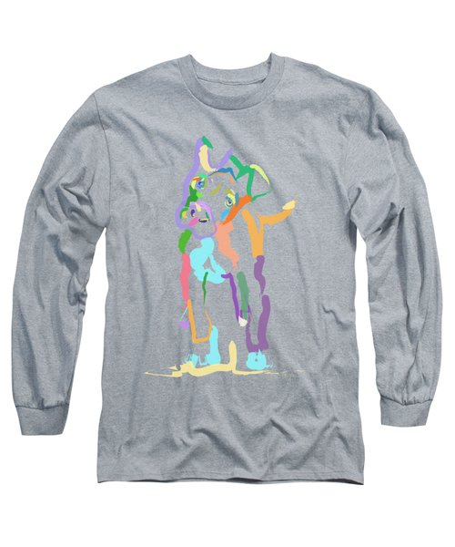 Dog Cookie Long Sleeve T-Shirt