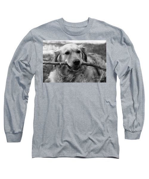 Dog - Monochrome 4 Long Sleeve T-Shirt