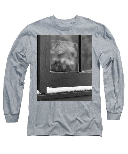 Doggy In The Window Long Sleeve T-Shirt