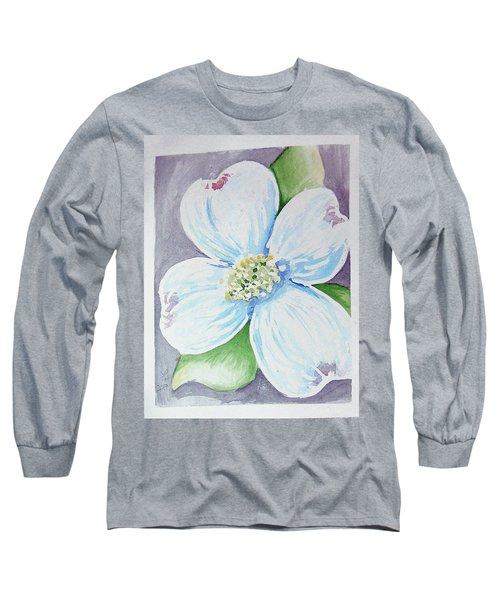 Dogwood Bloom Long Sleeve T-Shirt