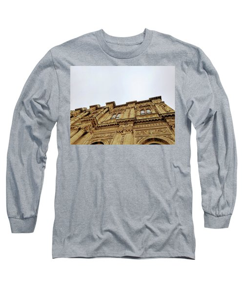 Dolmabahce Palace Long Sleeve T-Shirt