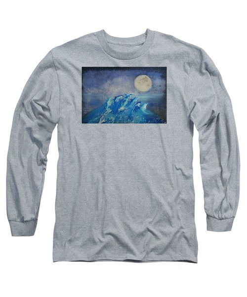 Dolphin Dreams Long Sleeve T-Shirt