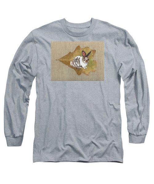 domestic Rabbit Long Sleeve T-Shirt