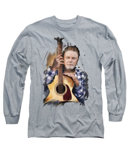 Don Henley Long Sleeve T-Shirt
