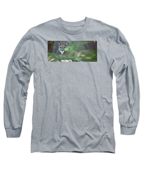 Don't Make A Sound Long Sleeve T-Shirt