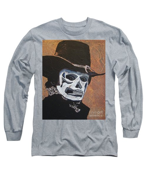 Don't Take Your Cash To Town Long Sleeve T-Shirt by Stuart Engel