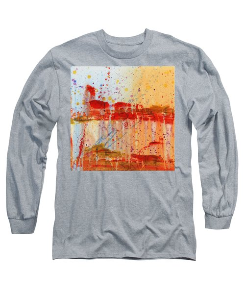 Doobie Brothers Long Sleeve T-Shirt by Phil Strang