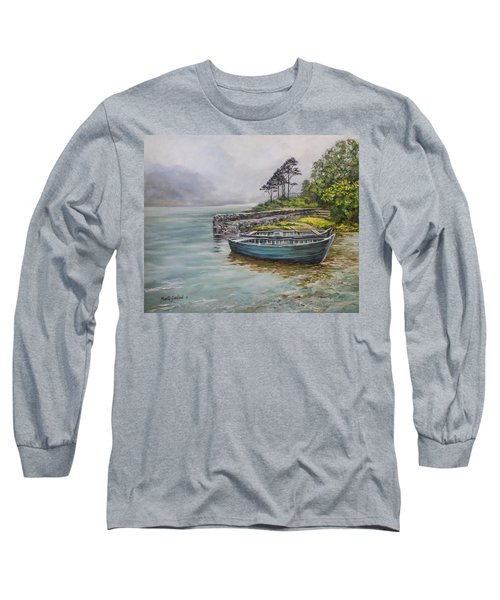 Doolough View Long Sleeve T-Shirt by Marty Garland