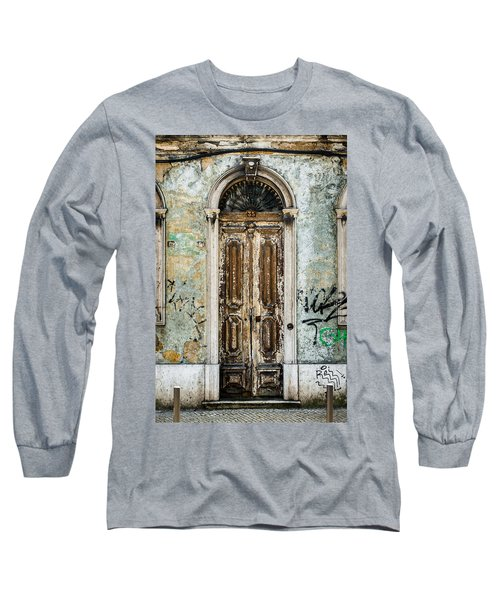 Door No 35 Long Sleeve T-Shirt