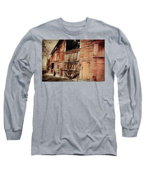 Doors Open Long Sleeve T-Shirt