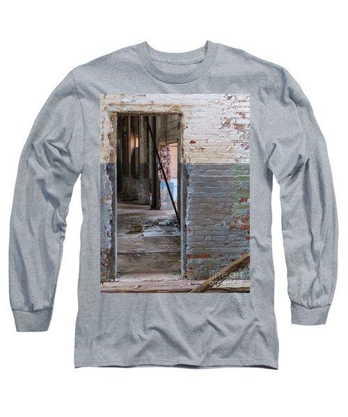 Doorway Long Sleeve T-Shirt