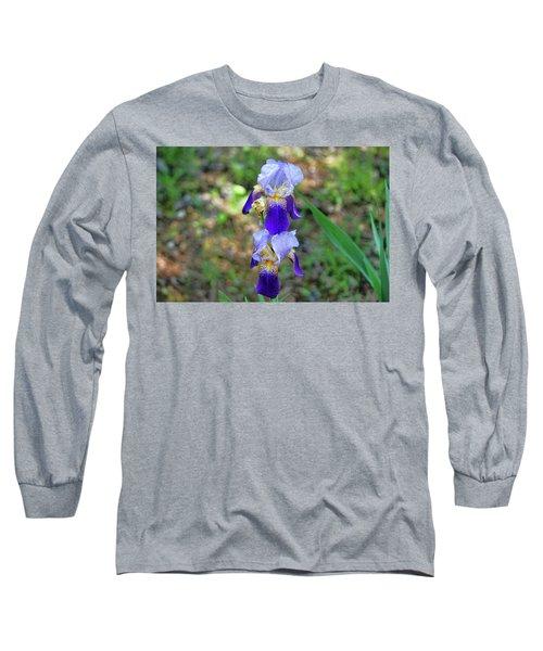 Double Iris Long Sleeve T-Shirt