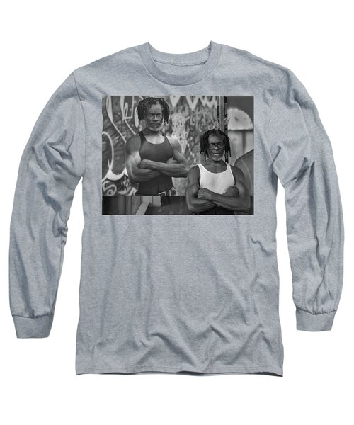 Double Vision Long Sleeve T-Shirt