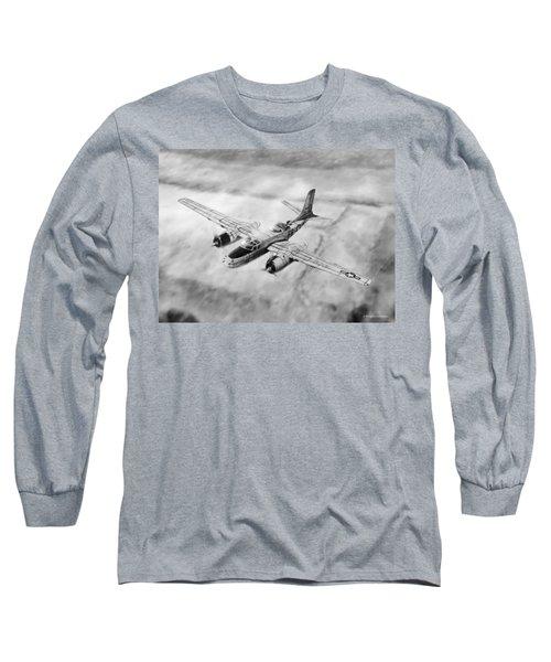 Douglas A-26 Invader Long Sleeve T-Shirt