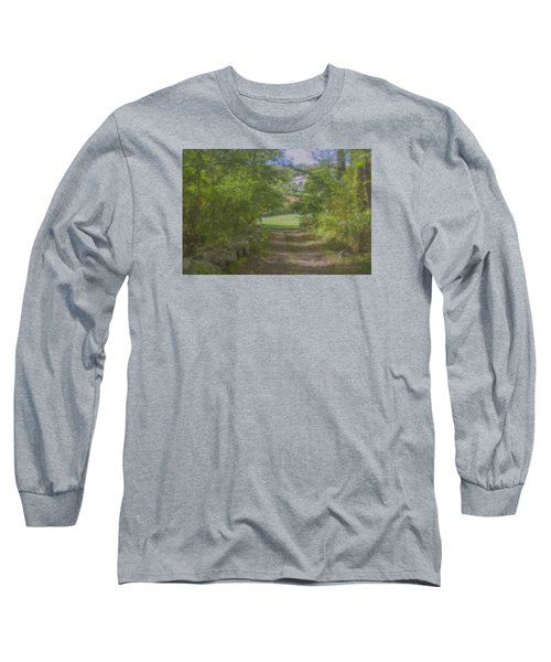 Down From The Mansion Long Sleeve T-Shirt