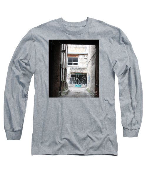 Down In The Alley Long Sleeve T-Shirt