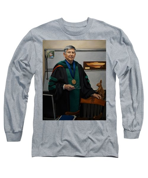 Dr William Culp Long Sleeve T-Shirt