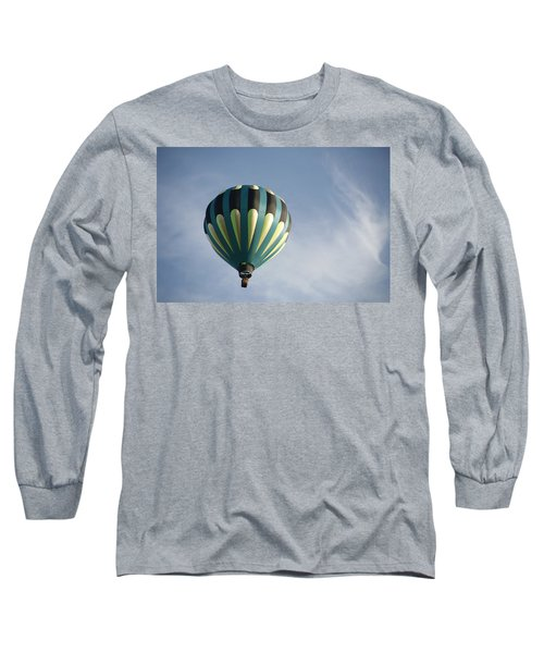 Dragon Cloud With Balloon Long Sleeve T-Shirt