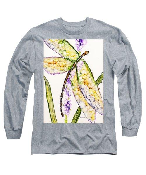 Dragonfly Dreams Long Sleeve T-Shirt