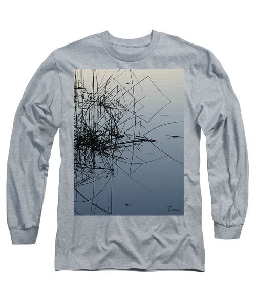 Dragonfly Reflections Long Sleeve T-Shirt