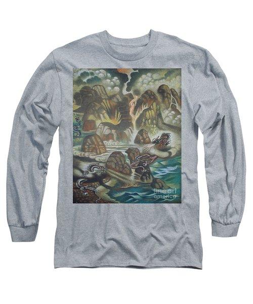 Dragon's Breath Long Sleeve T-Shirt