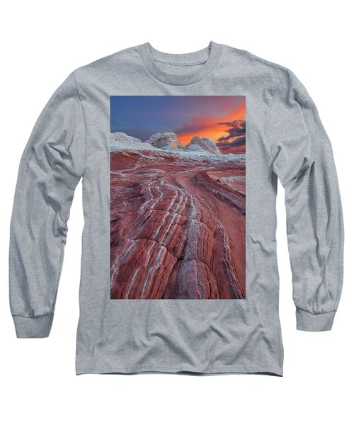 Dragons Tail Sunrise Long Sleeve T-Shirt