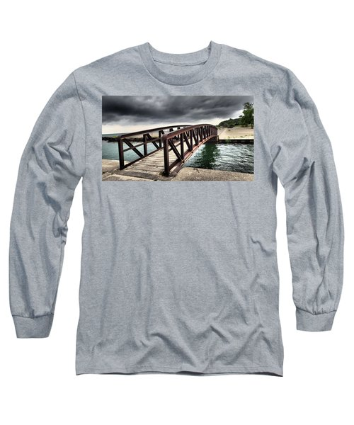 Dramatic Bridge Long Sleeve T-Shirt