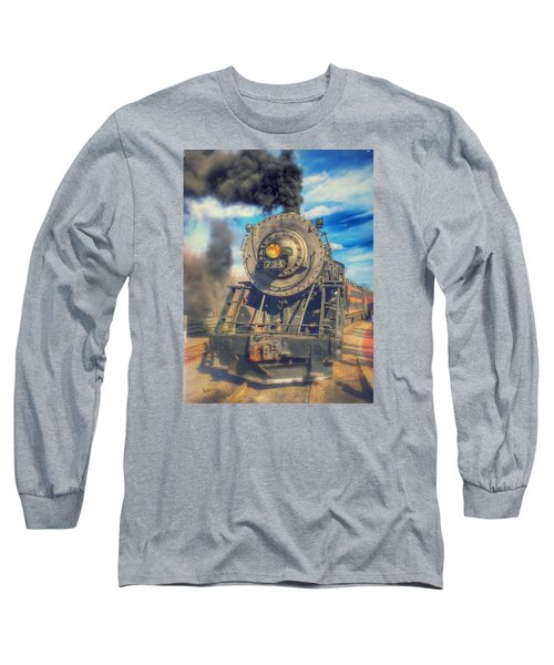 Dream Engine Long Sleeve T-Shirt