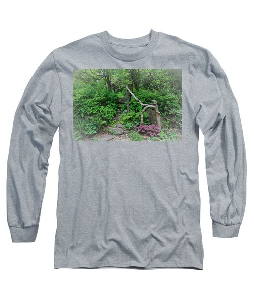 Dream Steps Long Sleeve T-Shirt