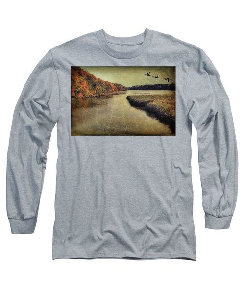 Dreary Autumn Long Sleeve T-Shirt