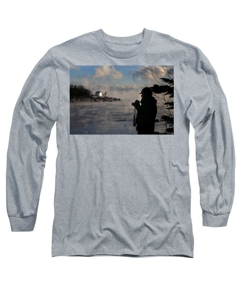 Dressed For Sea Smoke Long Sleeve T-Shirt