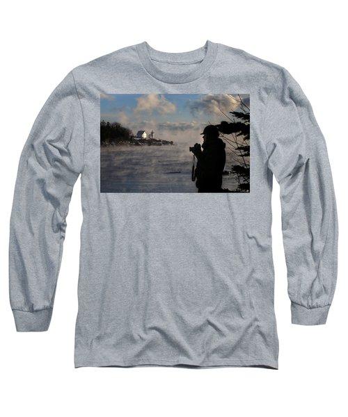 Dressed For Sea Smoke Long Sleeve T-Shirt