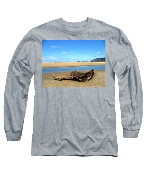 Driftwood Garden Long Sleeve T-Shirt