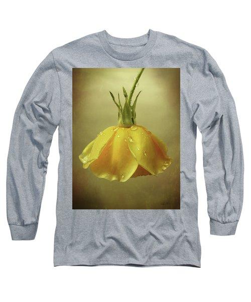 Drop Rose Long Sleeve T-Shirt