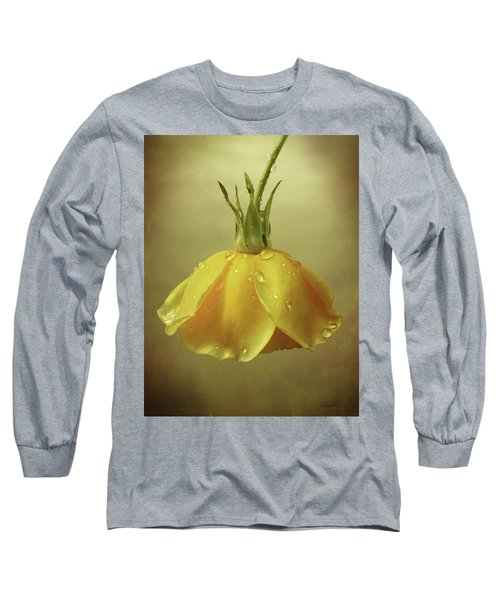 Drop Rose Long Sleeve T-Shirt