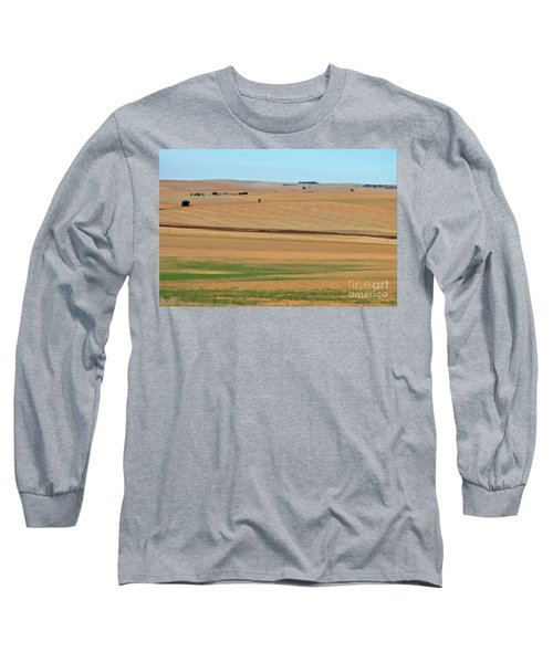 Drought-stricken South African Farmlands - 2 Of 3  Long Sleeve T-Shirt