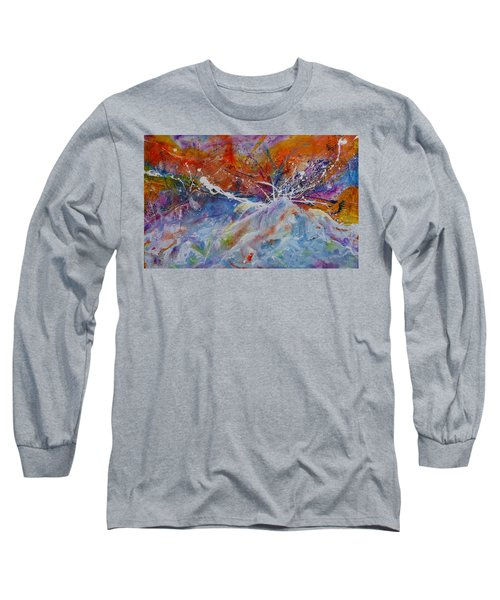 Drown Me In Love Long Sleeve T-Shirt by Tracy Bonin