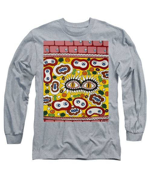 Drugs In The Blood Long Sleeve T-Shirt